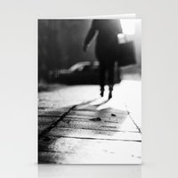Light Shopping Stationery Cards