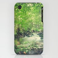 iPhone 3Gs & iPhone 3G Cases featuring Peekaboo 4 by HappyMelvin