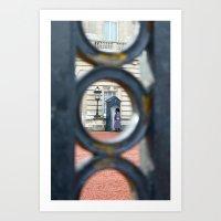 London: Buckingham Palac… Art Print