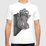 T-shirt featuring The Boar King by ECMazur