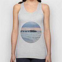 North Pier  Unisex Tank Top