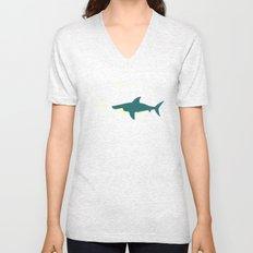 Sharkasm Unisex V-Neck