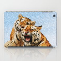 TIGERS - DOUBLE TROUBLE iPad Case