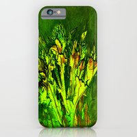 Thistle And Weeds iPhone 6 Slim Case