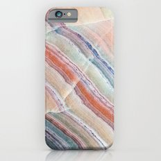 Pastel Onyx Marble Slim Case iPhone 6s