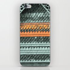 ROOF PATTERNS iPhone & iPod Skin