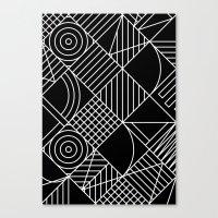 Whackadoodle Canvas Print