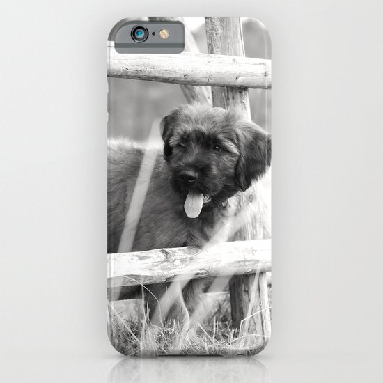 little adventurer - puppy dog iPhone & iPod Case
