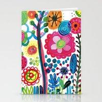 Flower_4 Stationery Cards