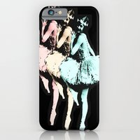 iPhone & iPod Case featuring Dancing Girls by Dayle Kornely
