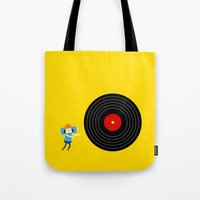 U Rollin' GOOD! Tote Bag