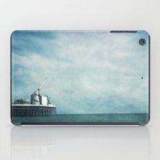 brighton pier iPad Case