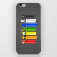 Drainbow iPhone & iPod Skin