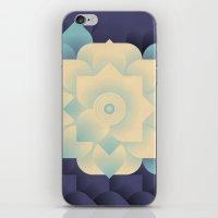 Floral Dream 3 iPhone & iPod Skin