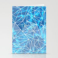 Blissful Rays Stationery Cards