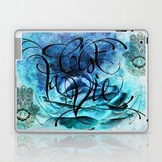 Turquoise Hamsa Laptop & iPad Skin