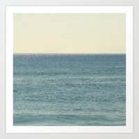 Like The Sea II Art Print