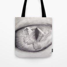 Cats Eye Tote Bag