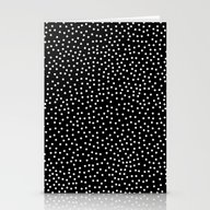 Stationery Cards featuring Dots by Priscila Peress