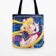 Super Sailor Moon Version Blu Tote Bag
