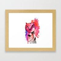Magento Framed Art Print