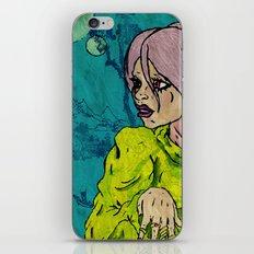 The Sorceress  iPhone & iPod Skin