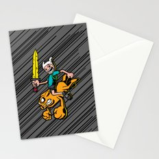 Time bomb! Stationery Cards