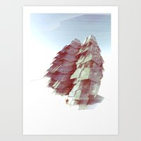 The Pine Cone Institute Art Print