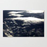 Topographics 2 Canvas Print