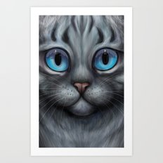 Feathertail Art Print