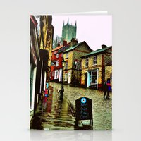Steep Hill Stationery Cards