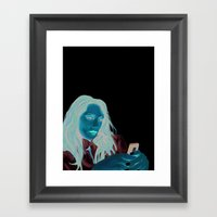 This is what we are doing most of the time.. Framed Art Print