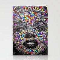 Marilyn Mosaic Stationery Cards