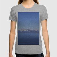 Mt Rose and Slide Mt Womens Fitted Tee Athletic Grey SMALL