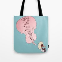 musical moment II  Tote Bag