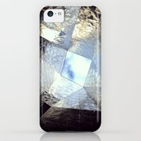 iPhone 5c Cases featuring mirror by Nat Alonso