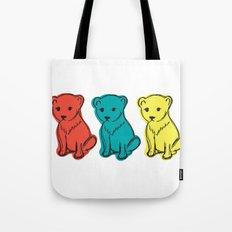 Little Lion Men Tote Bag