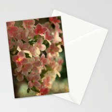 Cute Flowers Stationery Cards