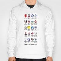 Hoody featuring Alternate Football Teams by Salmanorguk