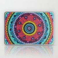 Rainbow Mandala Laptop & iPad Skin