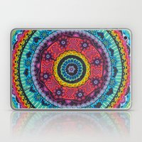 Rainbow Mandala Laptop & iPad Skin