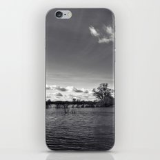 water world... iPhone & iPod Skin