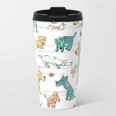 Dogs Dogs Dogs Travel Mug