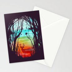 Lost In My Dreams Stationery Cards