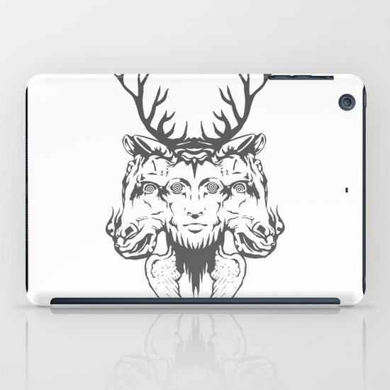 GOD II iPad Case
