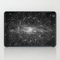 STARGAZING IS LIKE TIME TRAVEL iPad Case