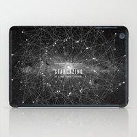 STARGAZING IS LIKE TIME … iPad Case