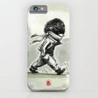 iPhone & iPod Case featuring Horace, quietly wandering by Gate's Labofakto