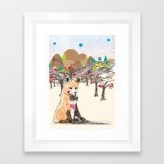 MERRY CHRISTMAS!!!!! Framed Art Print