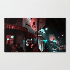 Los Feliz Canvas Print